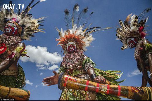 ảnh bộ tộc,lễ hội