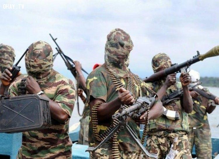 Somalia là quốc gia thiếu hòa bình nhất