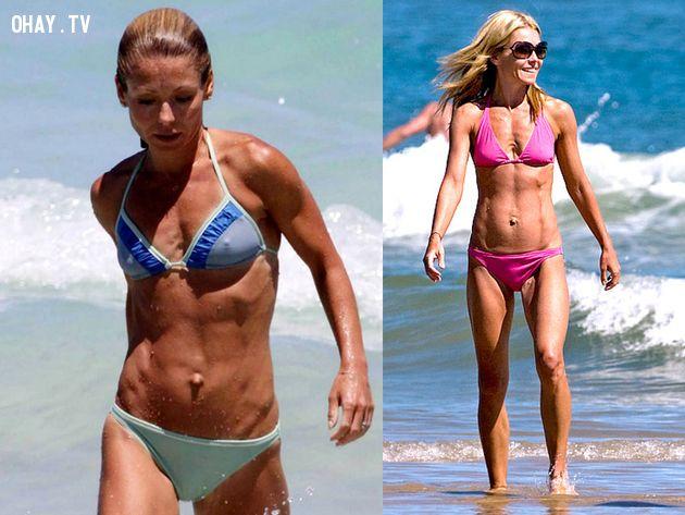ảnh bikini,Kesha,Rachel Zoe,bãi biển,phẫu thuật thẩm mỹ
