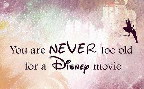 Những trích dẫn đáng suy ngẫm từ các bộ phim hoạt hình Disney (P2)