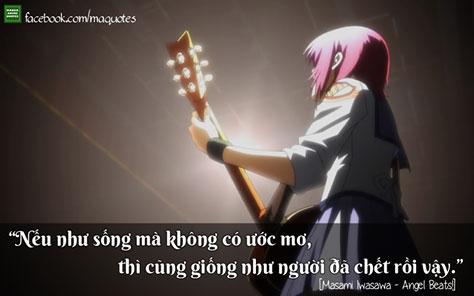 Những câu nói bất hủ trong manga/anime (P.2)