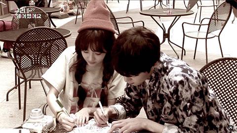 Tan chảy trước những hình ảnh lãng mạn của Kang Seung-yoon WINNER và Sandara Park