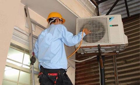 Cảnh giác với một số thợ sửa điều hòa, máy lạnh