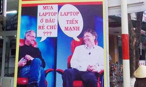 Những bảng quảng cáo siêu bá đạo chỉ có ở Việt Nam - Phần 2