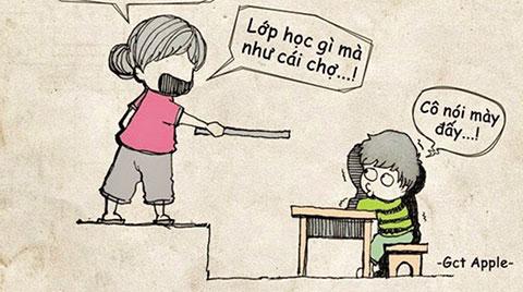 10 việc mà tuổi thơ ai cũng từng trải qua
