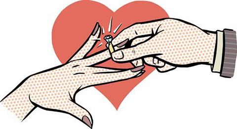 Mười ảo giác ngọt ngào về hôn nhân