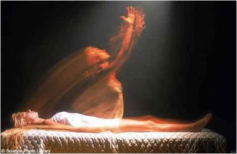 Sự tồn tại của linh hồn - đã được chứng minh bằng căn cứ ngoài lô-gic