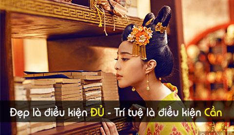 9 triết lý sống được rút ra từ bộ phim Võ Tắc Thiên