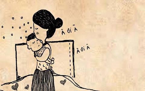 Có một người mẹ mang tên... bà ngoại