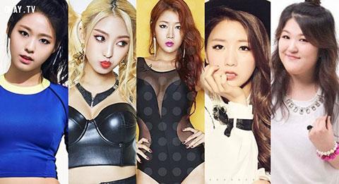"""Các thành viên của AOA, SISTAR, Apink, và Lee Guk Joo sẽ xuất hiện trên \""""Running Man\"""" -cuộc chiến của các nữ thần"""