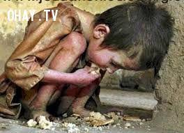ảnh người nghèo,người đói,nghèo đói