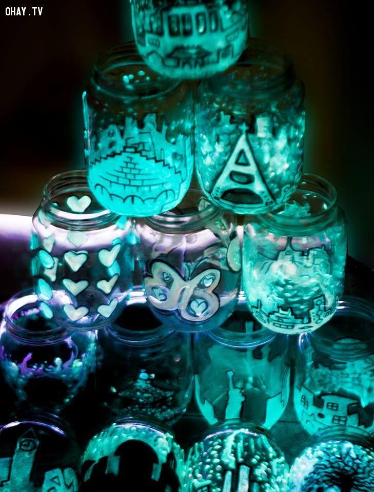 quà handmade, handmade, lãng mạn, tình cảm chân thành, phát sáng , món quà