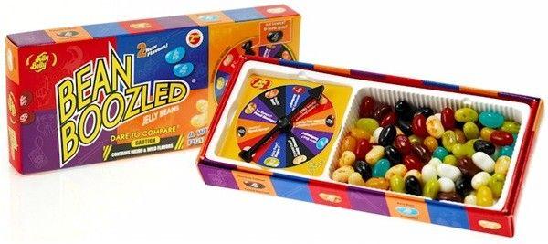 BeanBoozled Trào lưu thửu thách ăn kẹo thối