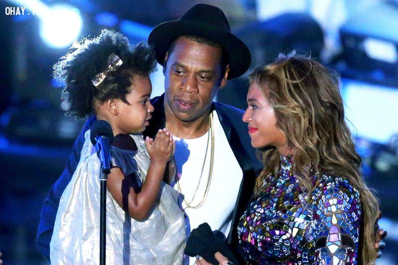 Jay Z_Beyonce_family