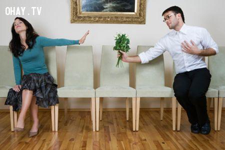Cách từ chối lời tỏ tình dễ thương nhất