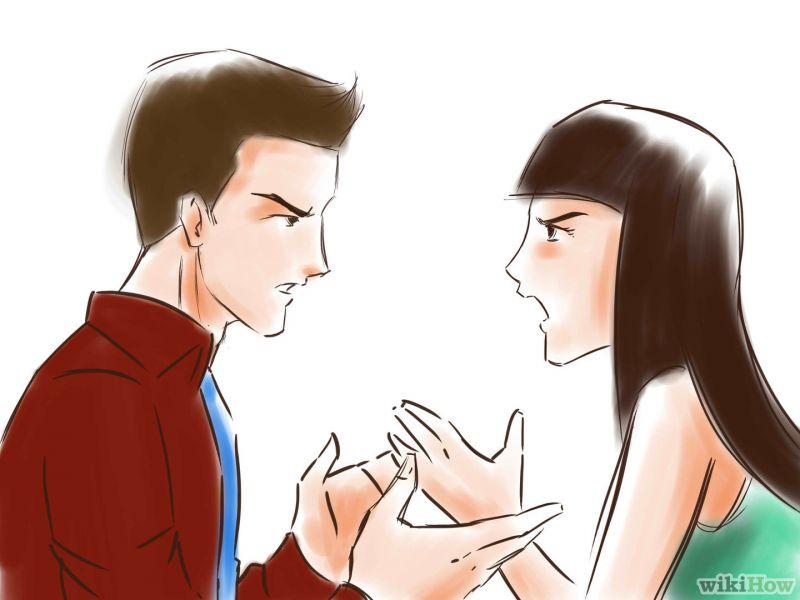 ảnh cách chia tay với người yêu,người yêu không tốt,cách chia tay,chia tay,tình yêu