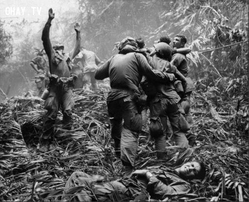 Chiến tranh Việt Nam qua ống kính phóng vIên chiến trường Mỹ