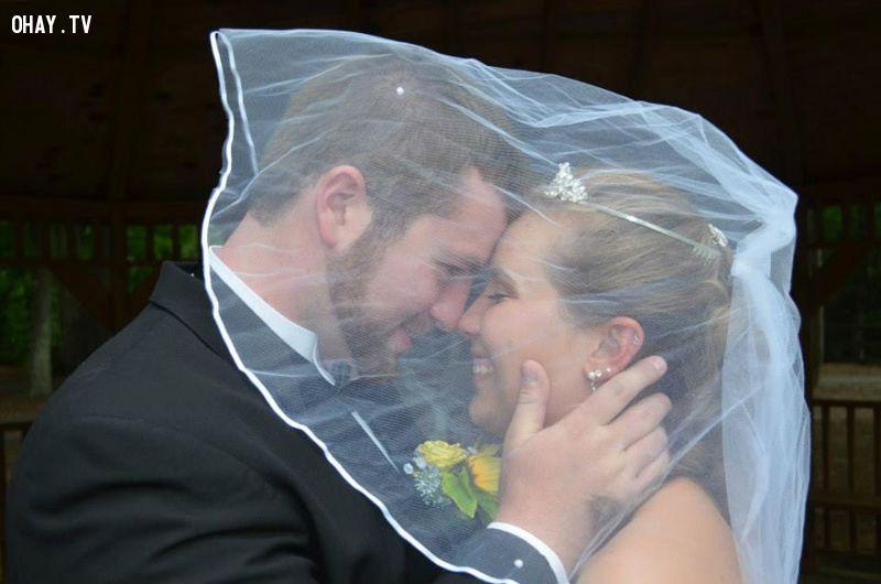Cặp đôi làm đám cưới vào nhày 01/08/2014