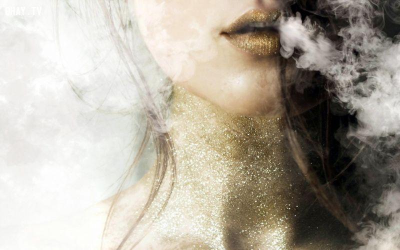 ảnh đàn bà hút thuốc,con gái hút thuốc,hút thuốc