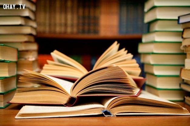 Đọc sách thực sự rất quan trong đối với con đường thành công của con người