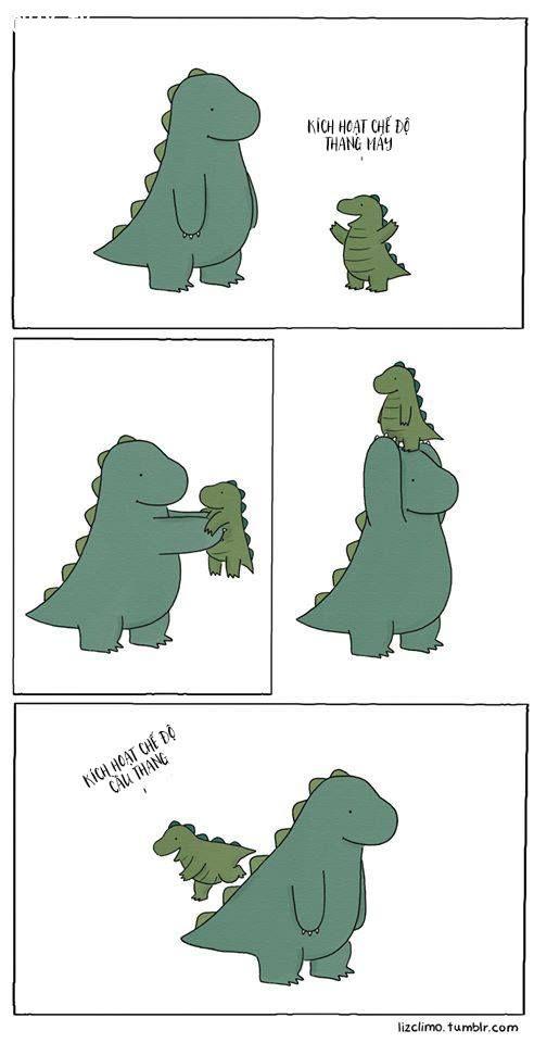 ảnh khủng long rory,liz climo,cộng đồng mạng
