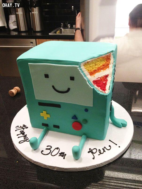 ảnh gateaux,sáng tạo,bánh sinh nhật,bánh gateaux