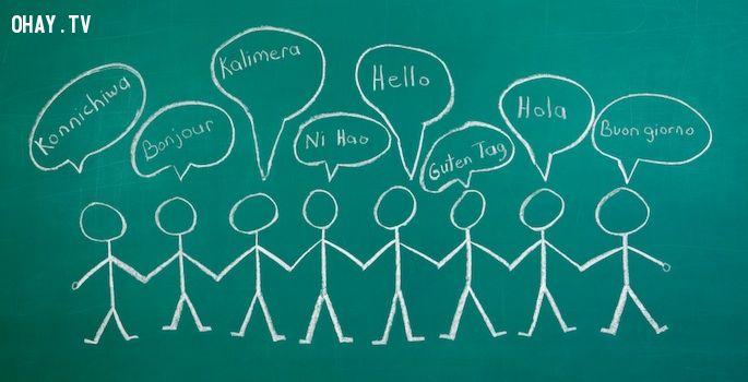 ảnh học ngoại ngữ,ngoại ngữ,ngôn ngữ nên học
