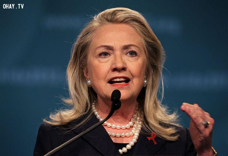 ảnh tổng thống mỹ,tổng thống hoa kỳ,Hillary Clinton