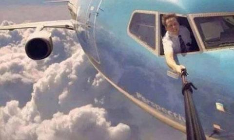 """Bạn đã từng \""""selfies\"""" ấn tượng thế này chưa?"""