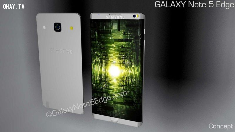 ảnh galaxy note 5 edge,samsung