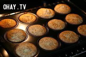 Nướng bánh trong -3 phút