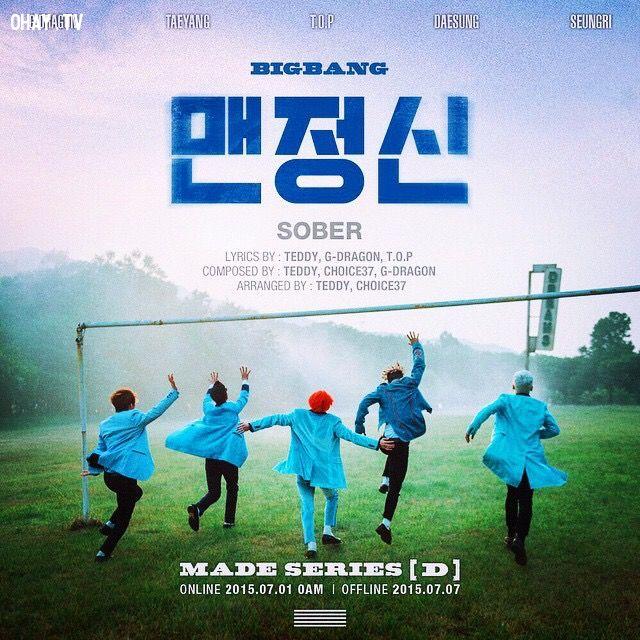 BIGBANG trong MV mới nhất - SOBER