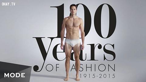 100 năm qua trang phục của các quý ông thay đổi như thế nào?