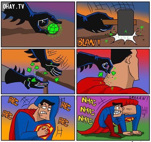 ảnh Nỗi niềm siêu nhân,siêu nhân,nỗi khổ của siêu nhân