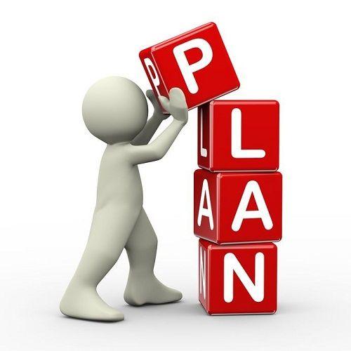 Kế hoạch là bước đầu tiên của mọi thành công