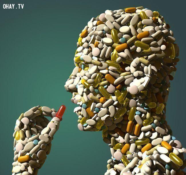 Nghiện thuốc giảm đau
