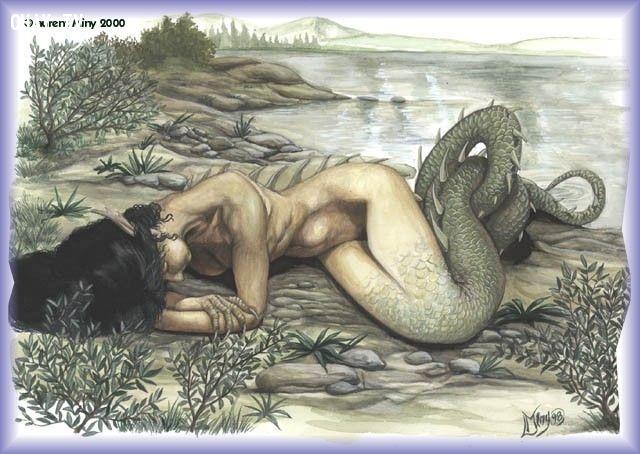 Thủy quái Melusine