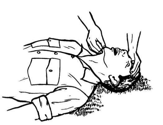 ảnh xử lý khi bị ngất,bị ngất cần làm gì?,kỹ năng sinh tồn