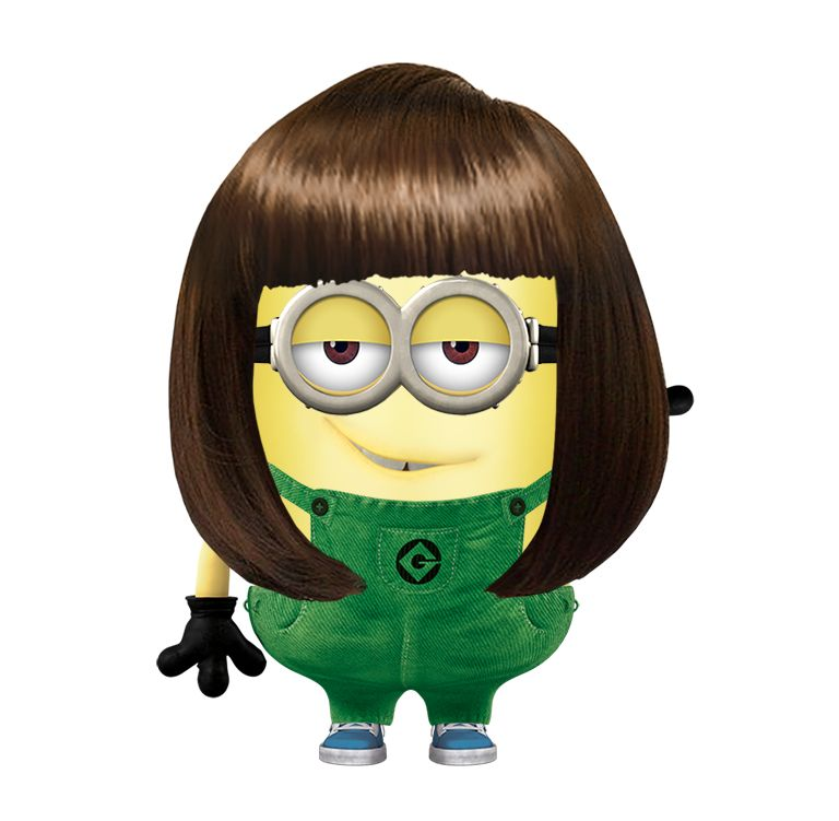 ảnh Minion nữ,minion là con gái,minion,nhân vật hoạt hình