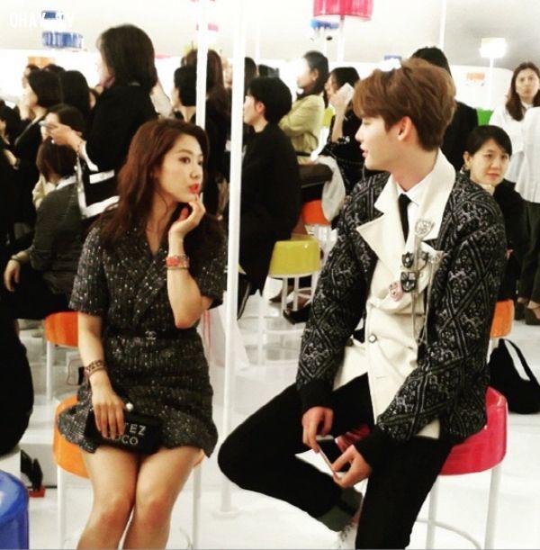 ảnh Park Shin Hye,Lee Jong Suk