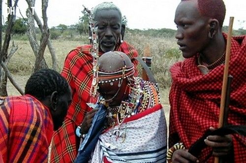 Phong tục cưới Kenya