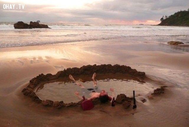 ảnh bãi biển,bãi biển đẹp,bãi biển lạ