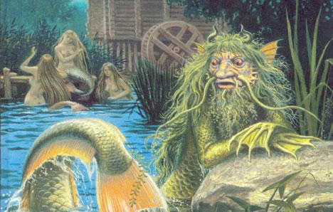 10 Thủy quái nổi tiếng nhất trong truyền thuyết và sự thật (phần 1)