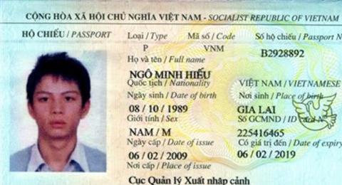 Hacker Ngô Minh Hiếu bị tòa án Mỹ phạt 13 năm tù
