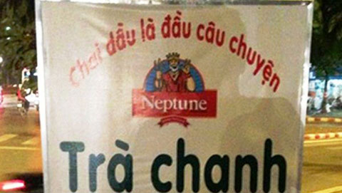 Những tấm bảng quảng cáo siêu bá đạo chỉ có ở Việt Nam - Phần 3