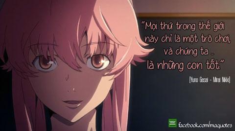 Những câu nói bất hủ trong manga/anime (P.1)