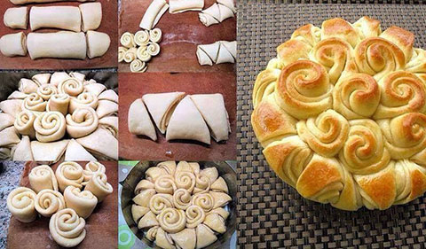 9 cách làm bánh đẹp mắt và ngon miệng