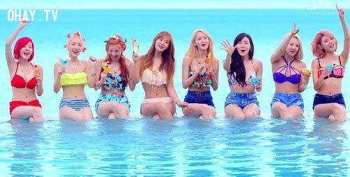 ảnh SNSN,MV Party,nhóm nhạc nữ