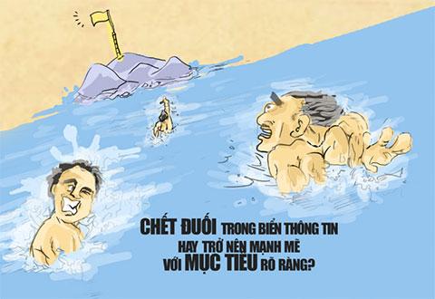 Cuộc thi bơi của người thầy Do Thái - Đọc & Suy ngẫm