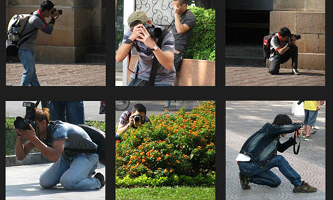 Chụp hình - Những tổng hợp thú vị